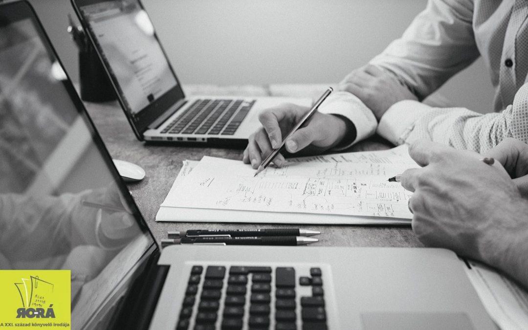 Az éves számvetés formája – a Beszámoló