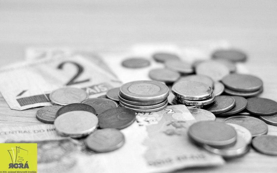 Pénzügyi műveletek bevétele