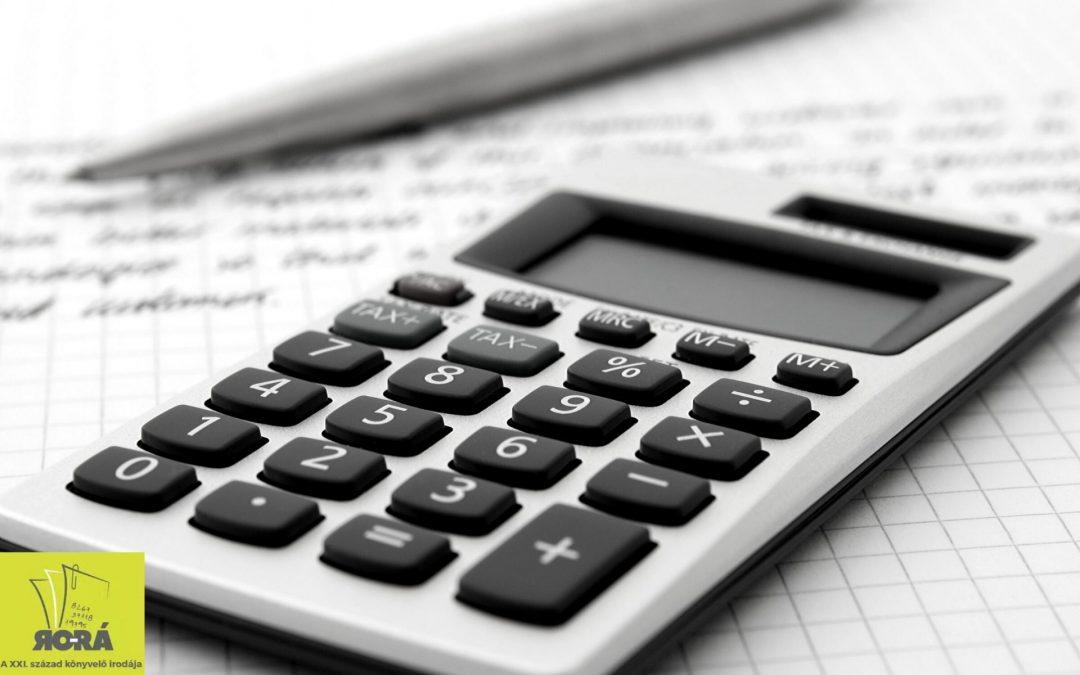 Pénzügyi műveletek ráfordításai